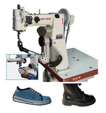 Shoe Sole Side Sewing Machine