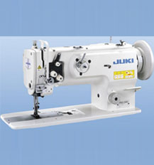 Flat Bed Heavy Duty Lock stitch Machine