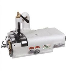 Round knife Leather Skiving Machine